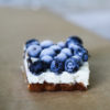 Blueberry Cheesecake Bars {dairy-free}