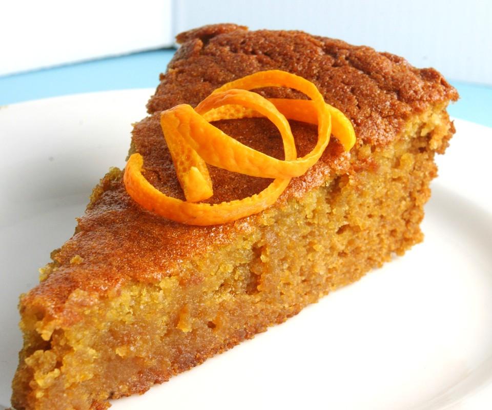 Paleo Orange And Almond Cake Recipe
