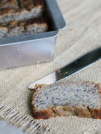 Comfy Belly: Banana Bread using coconut flour