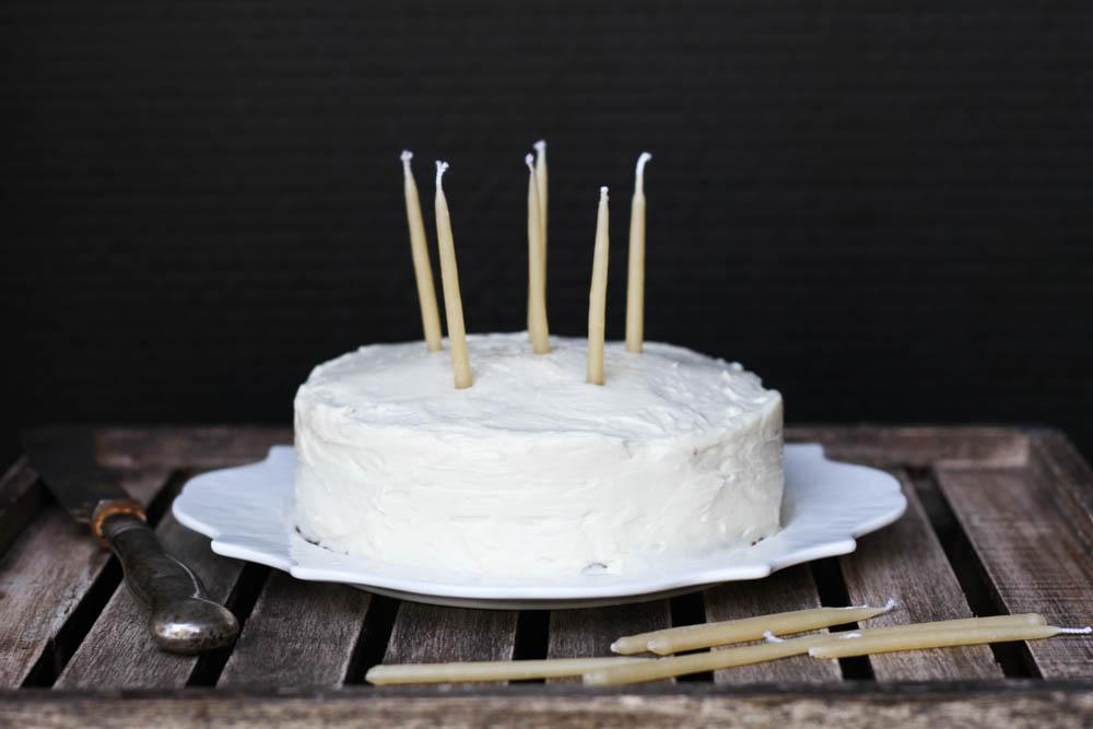 Birthday Cake Grain Free